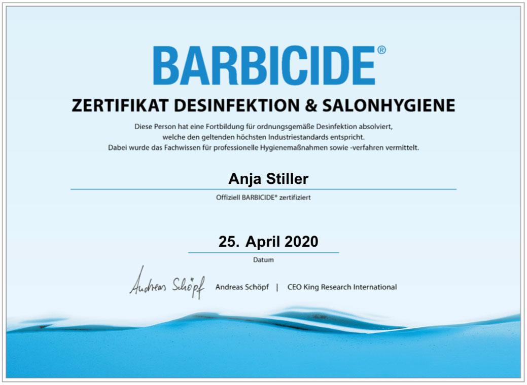 Stiller-Zertifikat